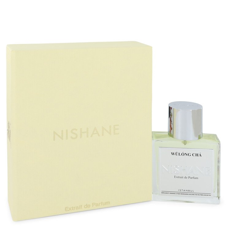 Wulong Cha by Nishane - Extrait De Parfum Spray (Unisex) 1.7 oz (50 ml)(W)