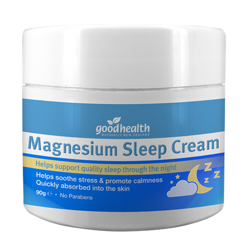 Good Health - Magnesium and Lavender Sleep Cream (90g)