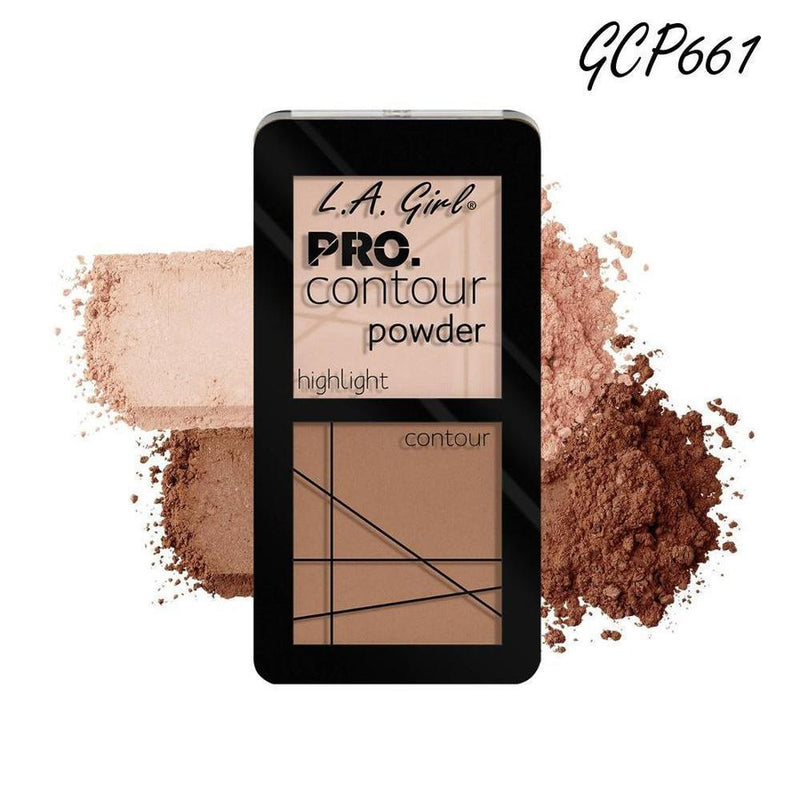 L. A. Girl Pro Contour Powder - GCP661 Fair-L. A. Girl-FACE-Contour-NZOutlet