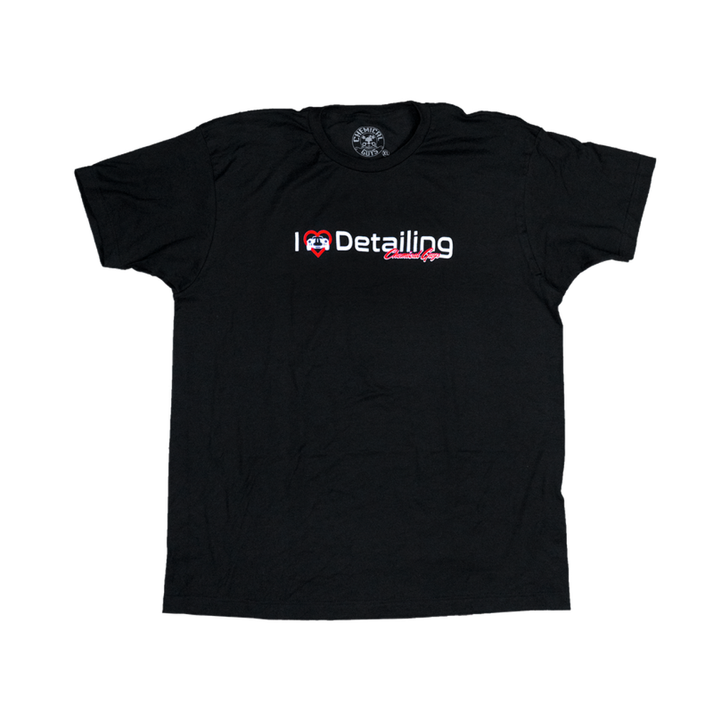 Chemical Guys - I HEART DETAILING T-SHIRT-Chemical Guys-Vehicle Cleaning & Detailing-M-NZOutlet