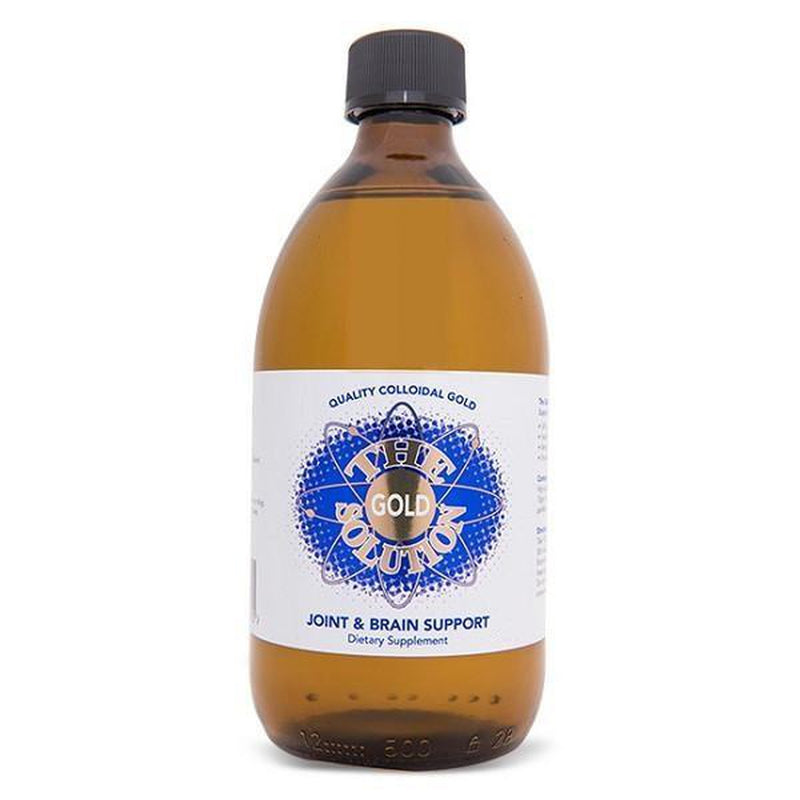 Colloidal Gold - The Gold Solution (200 ml)