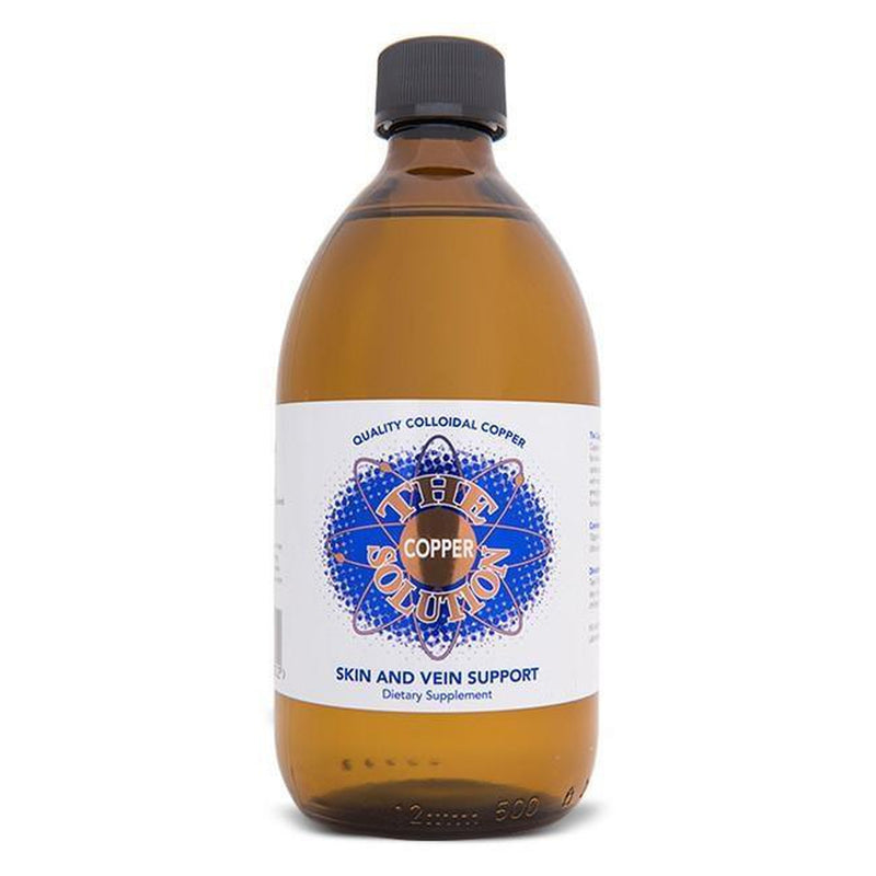 Colloidal Copper - The Copper Solution (110 ml)