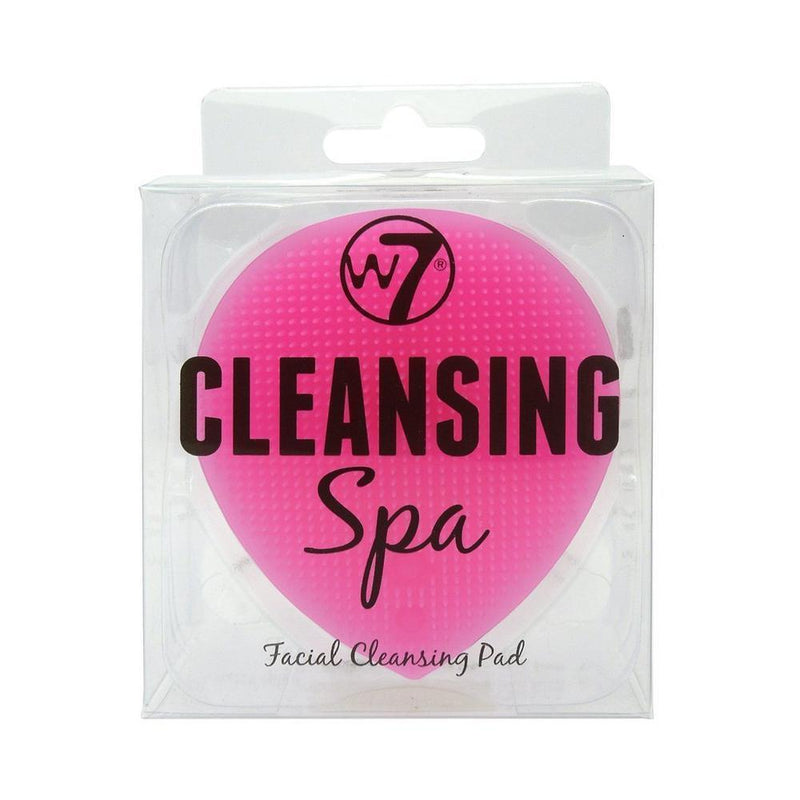 Cleansing Spa Facial Cleansing Pad By W7-W7-TOOLS-Face Cleanser-NZOutlet
