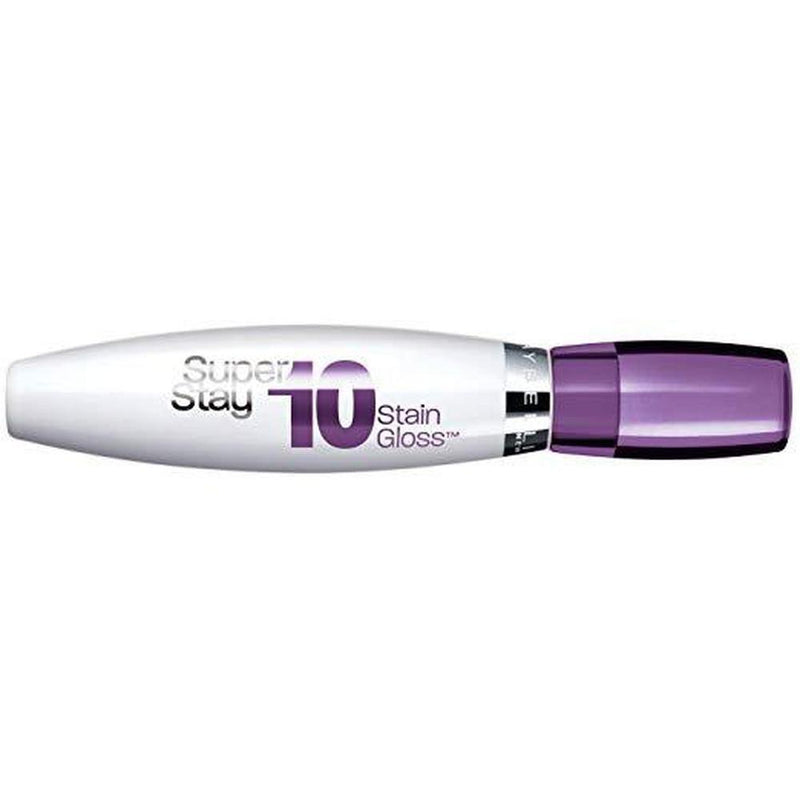 Maybelline Super Stay 10H Tint Gloss - 160 Luxurious Lilac-Maybelline-LIPS-Lip Gloss-NZOutlet