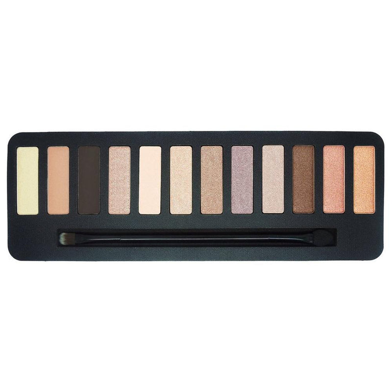 W7 Eye Colour Palette (6 Options) - Beat It! - Natural Nudes-W7-EYES-Eyeshadow-NZOutlet