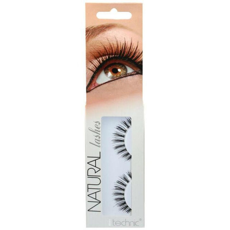 Technic Natural Lashes - A13 (21515) C35-Technic-TOOLS-False Eyelashes-NZOutlet
