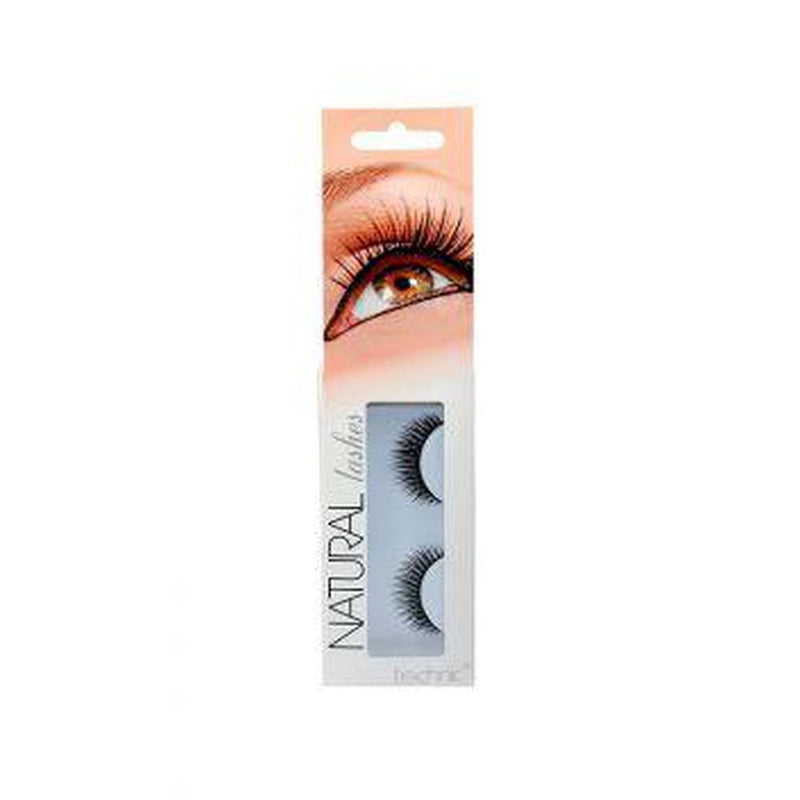 Technic Natural Lashes - Bc14 (25518) C30-Technic-TOOLS-False Eyelashes-NZOutlet