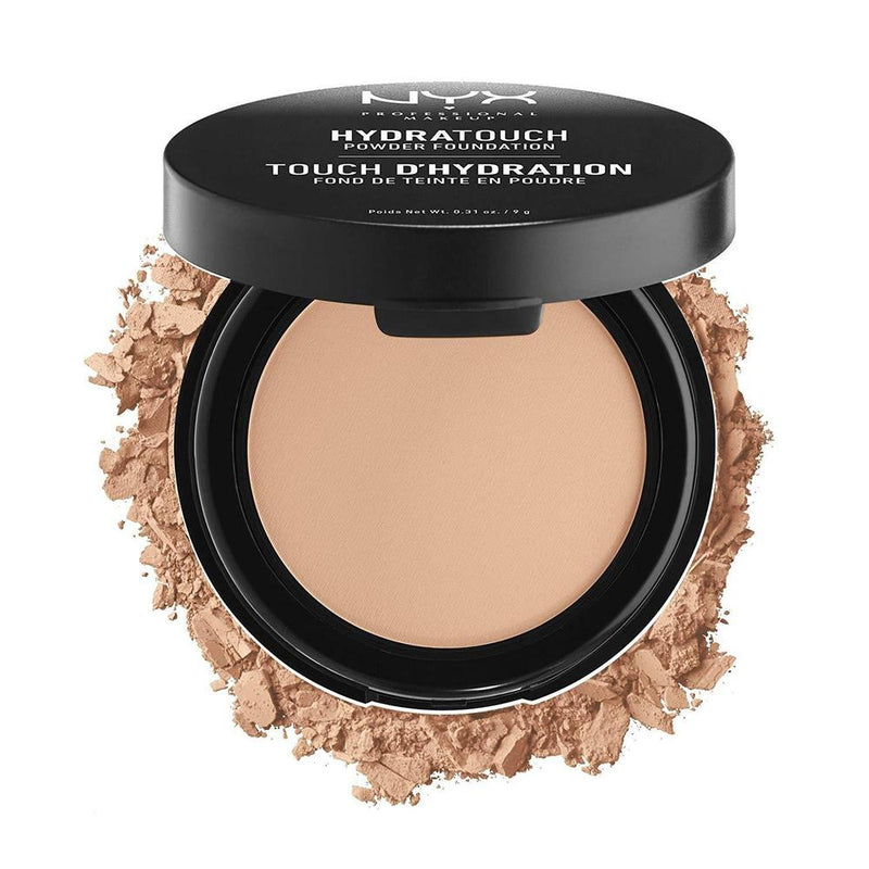 Nyx Hydra Touch Powder Foundation - 06 Tan-NYX-FACE-Foundation-NZOutlet