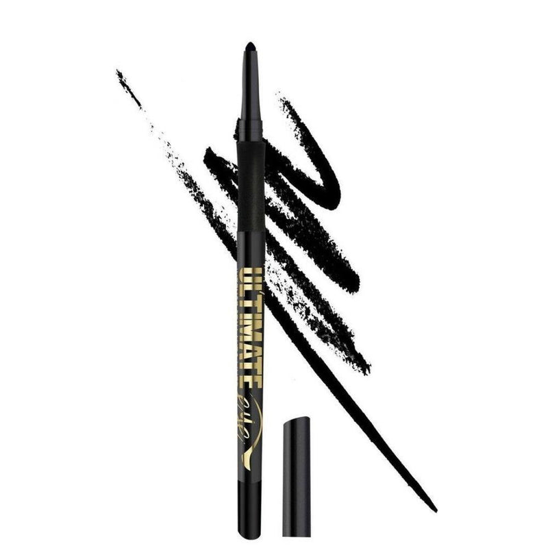 L. A. Girl Ultimate Eye Liner - GP321 (Ultimate Black)-L. A. Girl-EYES-Eyeliner-NZOutlet