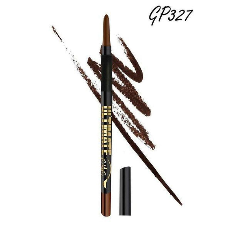 L. A. Girl Ultimate Eye Liner - GP327 (Lasting Brown)-L. A. Girl-EYES-Eyeliner-NZOutlet