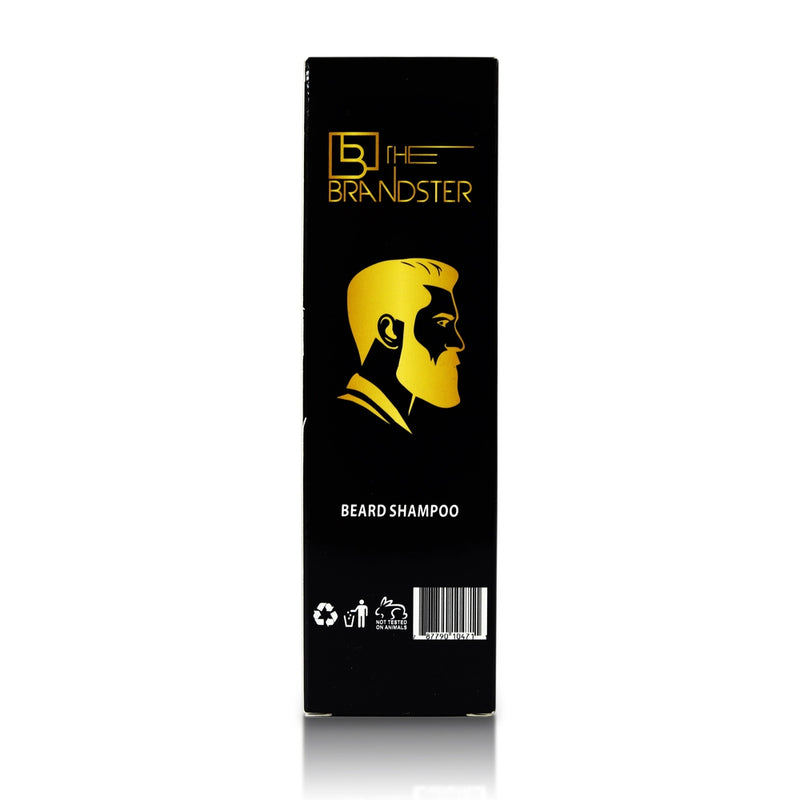 The Brandster Beard Shampoo-The Brandster NZ-Men's Grooming-NZOutlet