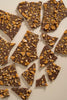 Milk Chocolate + Peanut Brittle Bark 100g
