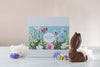 Milk Chocolate Salted Caramel Easter Bunny