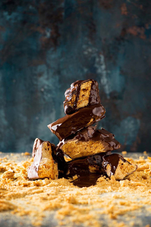 Dark Chocolate dipped Honeycomb 150g