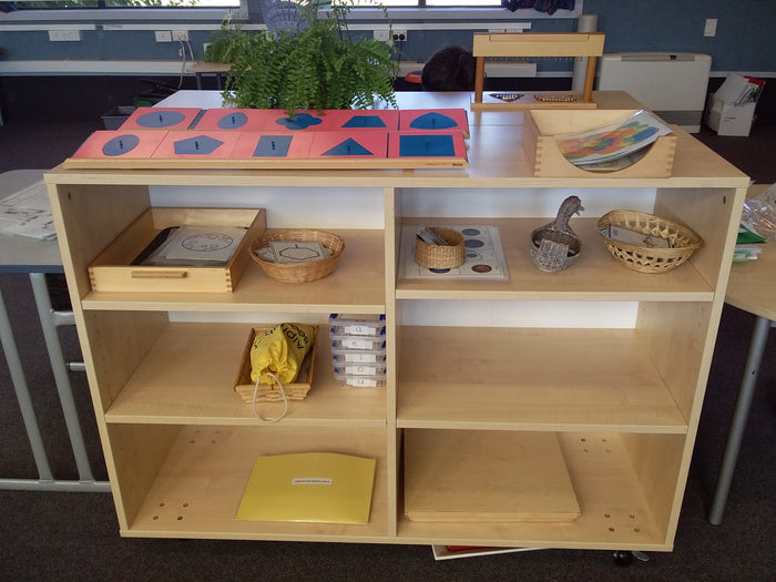 A tour of Lisa's Montessori Class in NZ