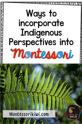 Incorporating indigenous perspectives into your Montessori class