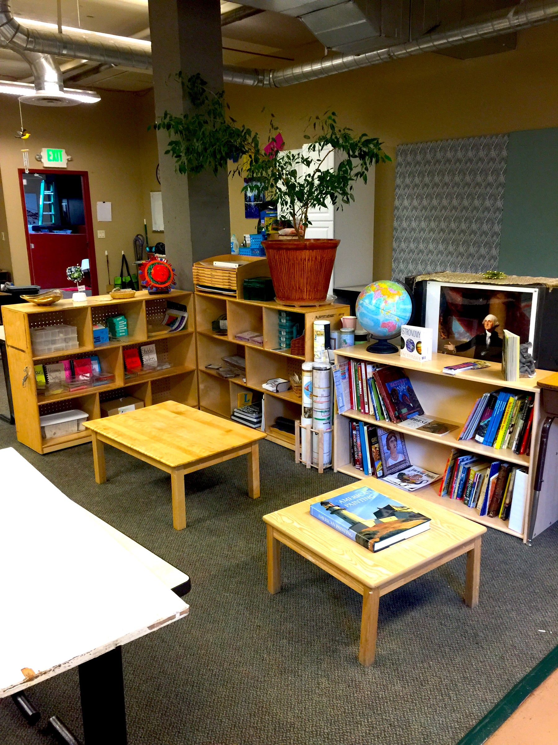 A Tour of Kaleigh's Upper Elementary Montessori Classroom