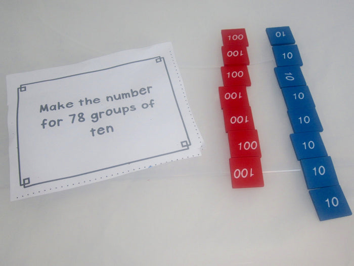 Teaching Place value (properly)