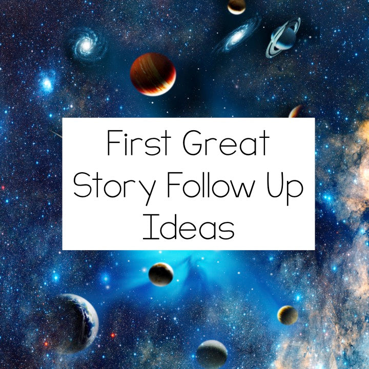 Great Story One Follow Up Materials