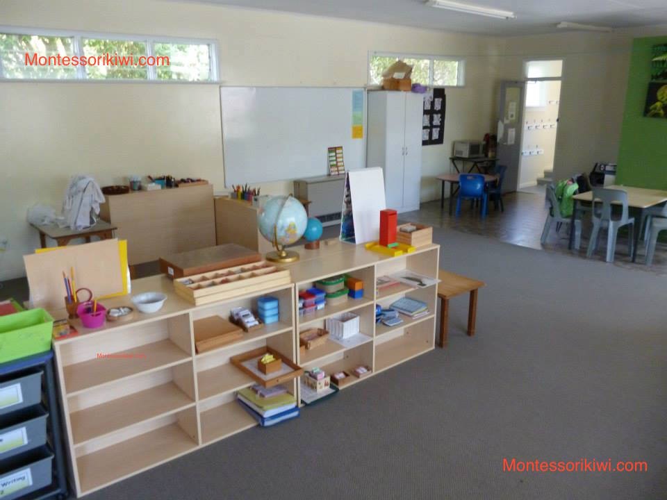Setting up your Montessori Elementary School classroom