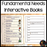 Fundamental needs interactive books - montessorikiwi
