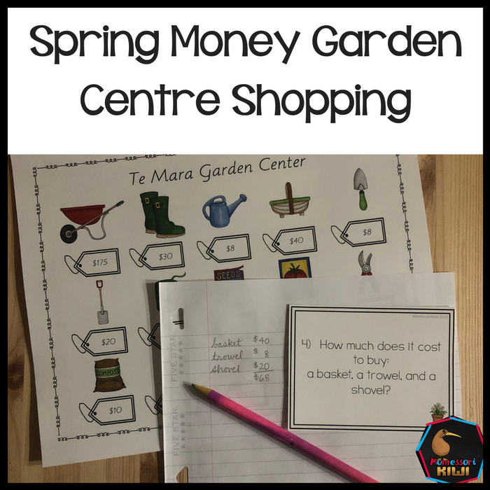 US Money Garden Shopping Centre - montessorikiwi