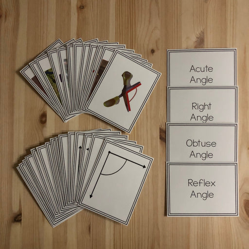 Angle Sorting - montessorikiwi