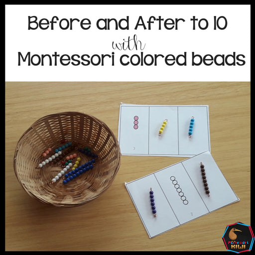 Montessori before and after to ten - montessorikiwi