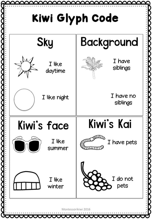 NZ Back to School Activity - montessorikiwi