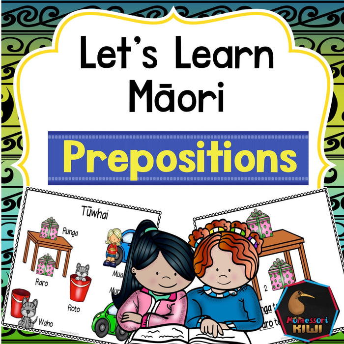 Māori Location Words - montessorikiwi