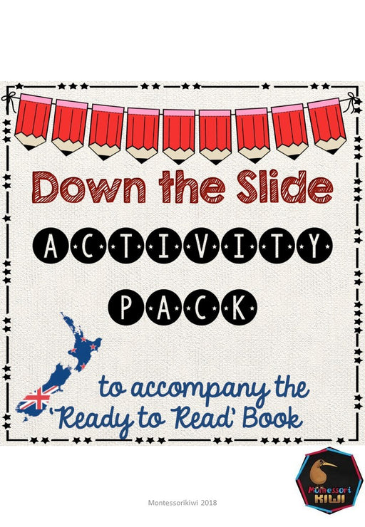 Down the Slide - Ready to Read New Zealand - montessorikiwi