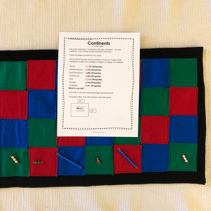 Checkerboard Start Up Bundle - montessorikiwi