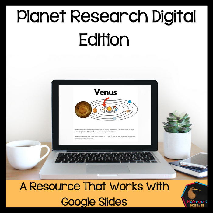 Planet Research Digital Edition - montessorikiwi