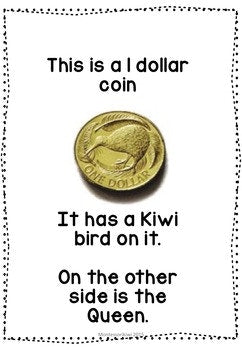 New Zealand Money level 1: money posters - montessorikiwi