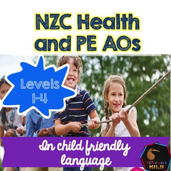 New Zealand Health and PE - montessorikiwi