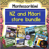 NZ and Māori store bundle