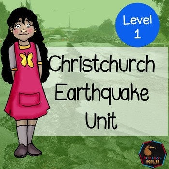 Christchurch Earthquake Level 1 - montessorikiwi