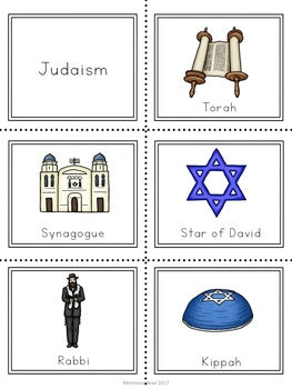 Recognising Religious symbols, elements and features - montessorikiwi