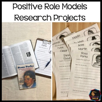 Positive Role Models Research Projects - montessorikiwi