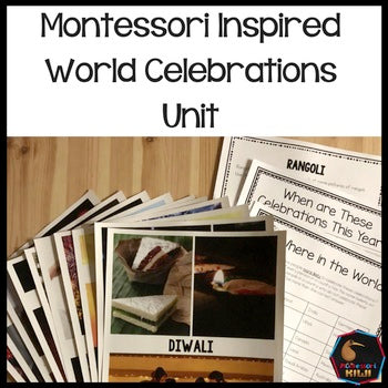 World Celebrations Unit - montessorikiwi