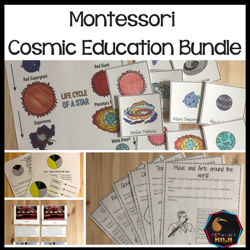 Cosmic Bundle - montessorikiwi