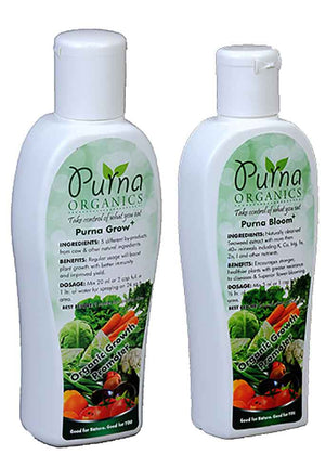 Organic Growth Promoter Combo -Large (180 ml*2)