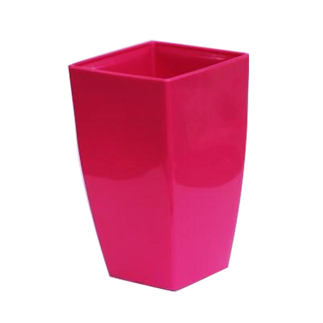 Vertical Planter - Small Pink  Height x Width x Breadth 20 x 12 x 12 cm