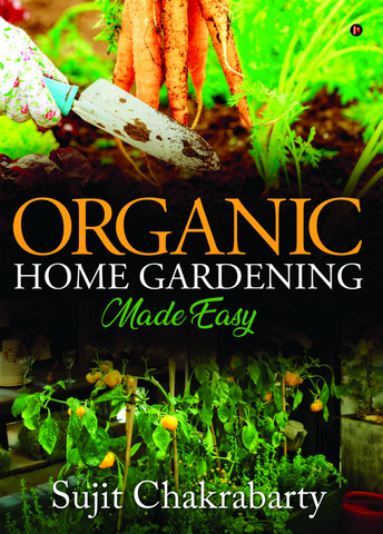 ORGANIC HOME GARDENING made easy (Book)
