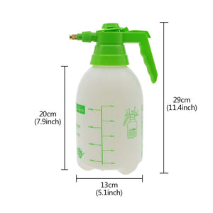 Garden / Sanitizing Hand Sprayer Green / White - 2 Ltr