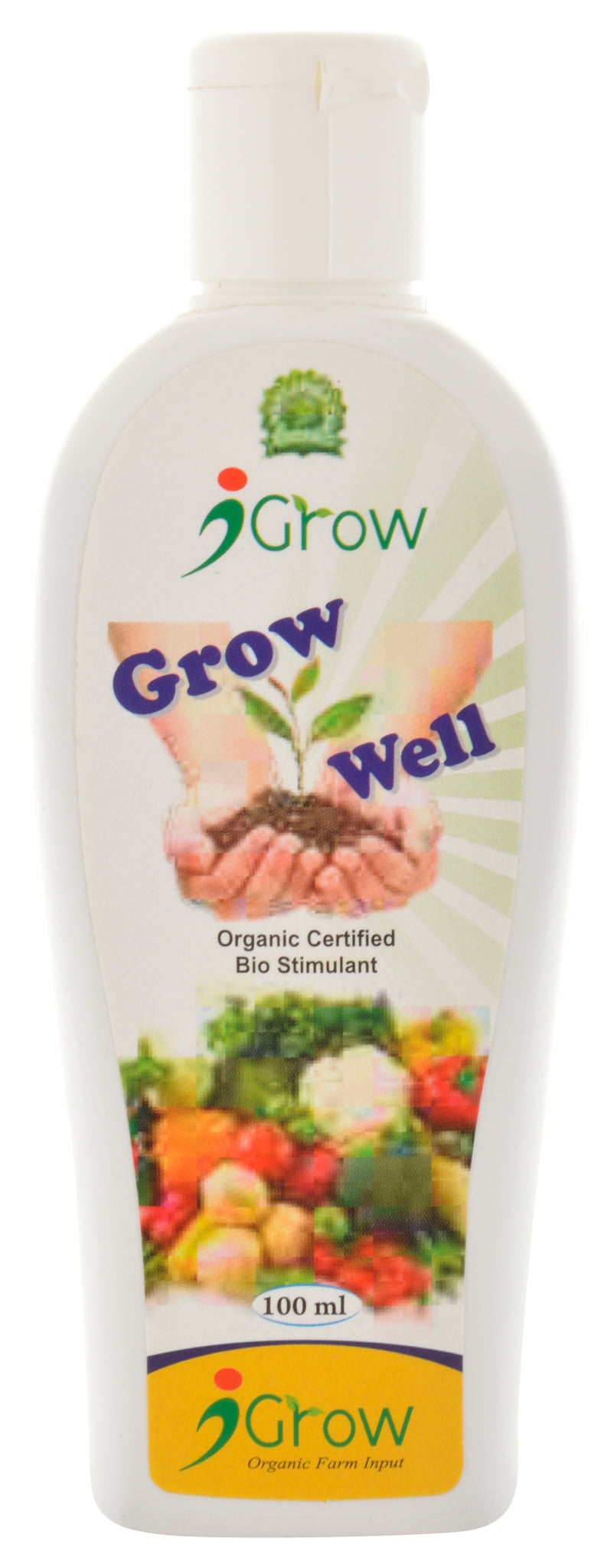 Purna Grow-Well 100ML