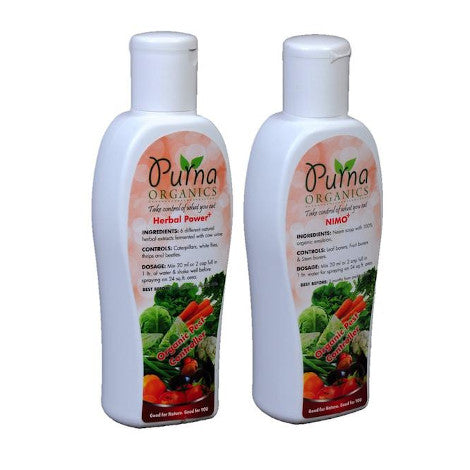 Pest Control Combo Small (100ml*2) - Neem & Herbal