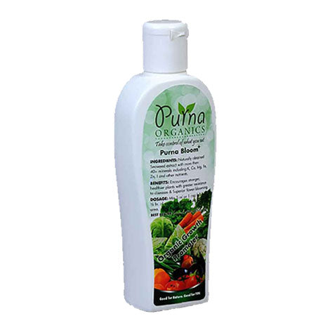 Organic Growth Promoter - Purna Bloom + 1 Ltrs -image 1