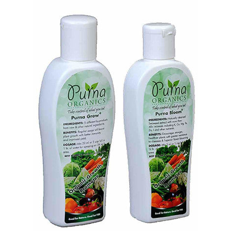 Organic Growth Promoter Combo -Small (100 ml *2)