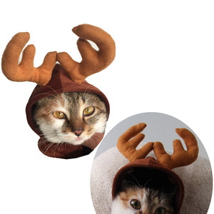 Reindeer Head Costume -  Redsvill